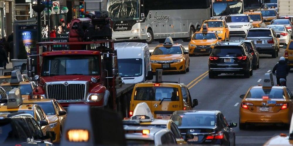New York-i közlekedés