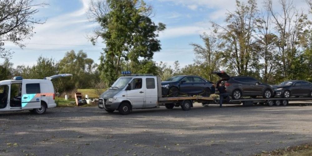 Román autók